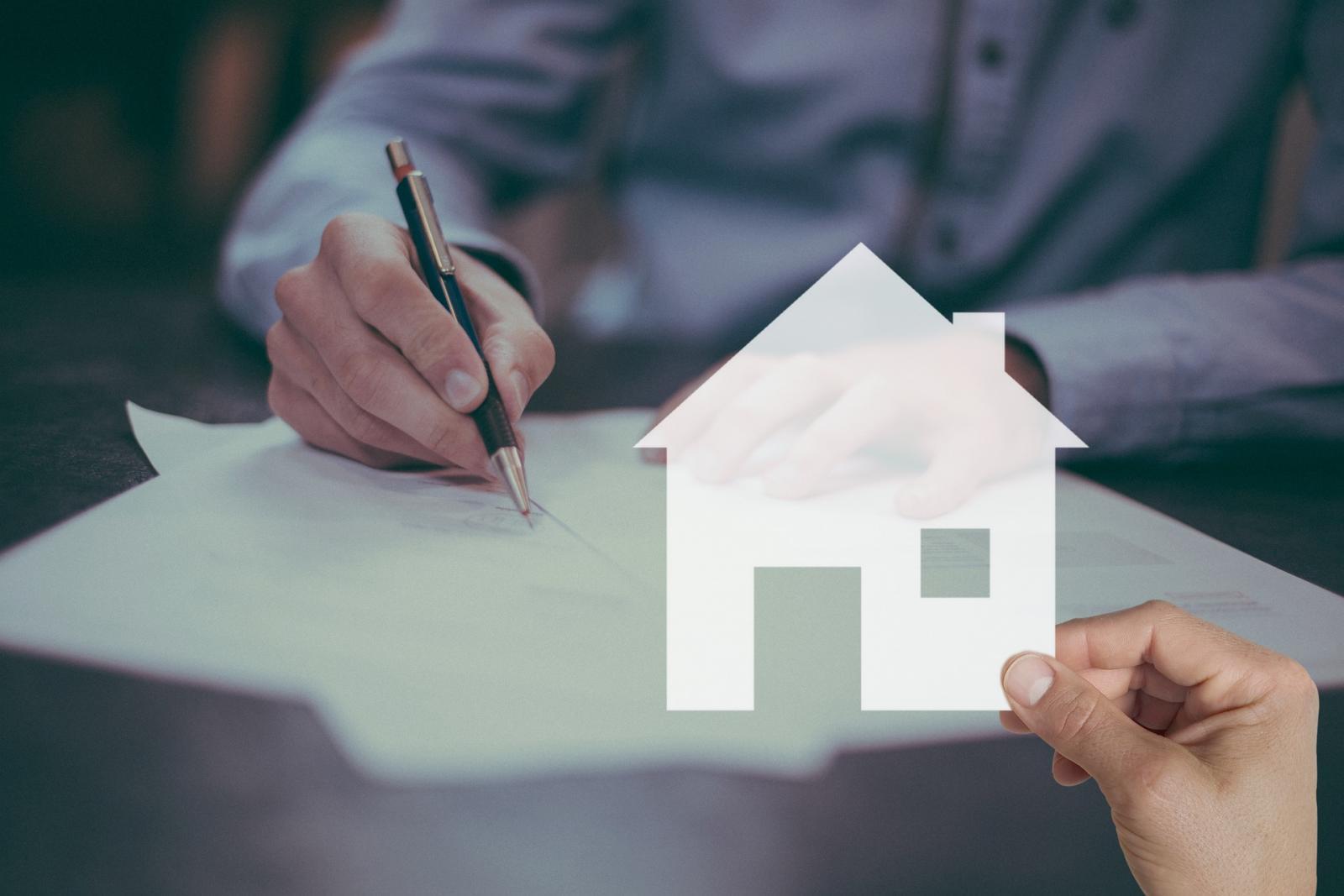 ký hợp đồng vay thế chấp mua nhà