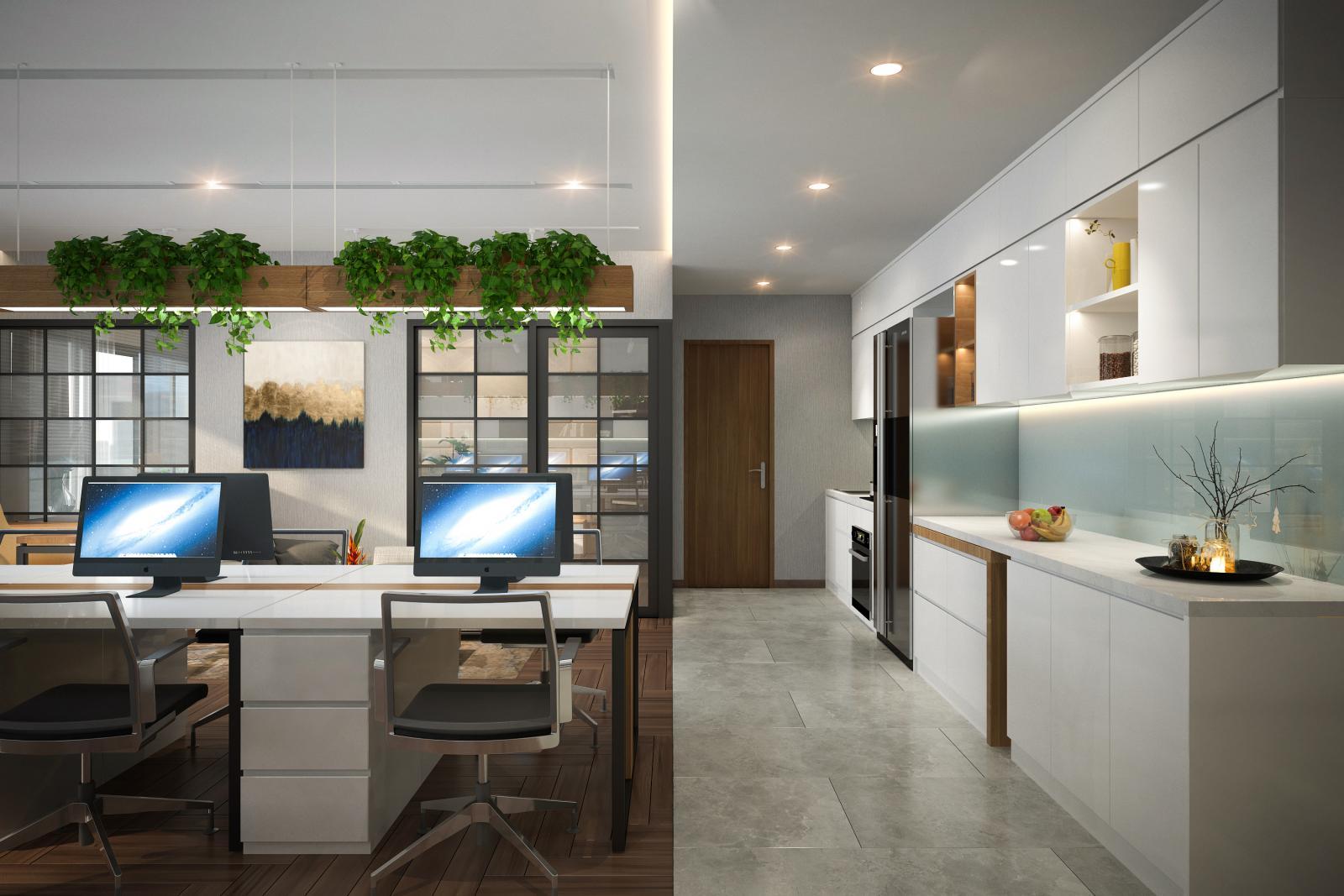 Soho là mô hình căn hộ hiện đại, tiện nghi phù hợp cho nhiều đối tượng sử dụng