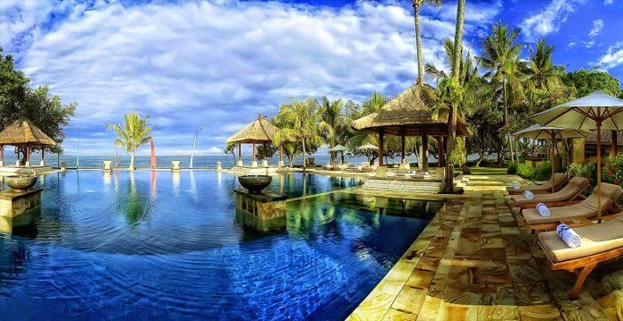 hình ảnh bất động sản du lịch nghỉ dưỡng