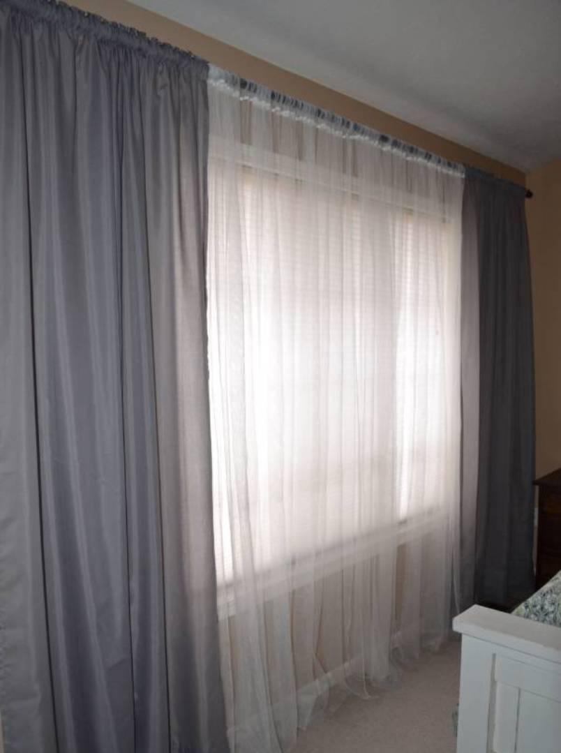Rèm cửa sổ hai lớp