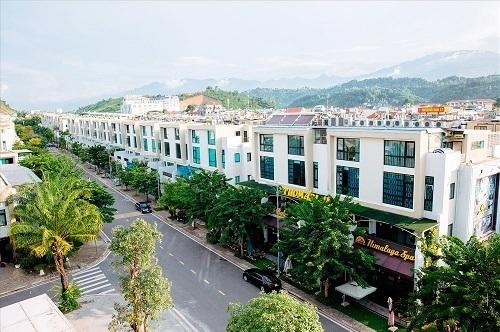 hình ảnh bất động sản Lào Cai