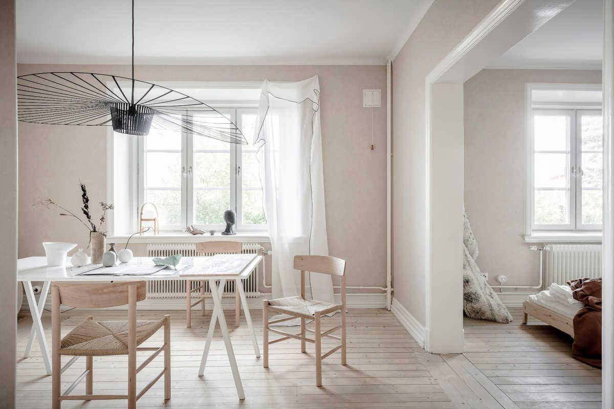 Yếu tố ánh sáng giữ vai trò quan trọng khi thiết kế nội thất