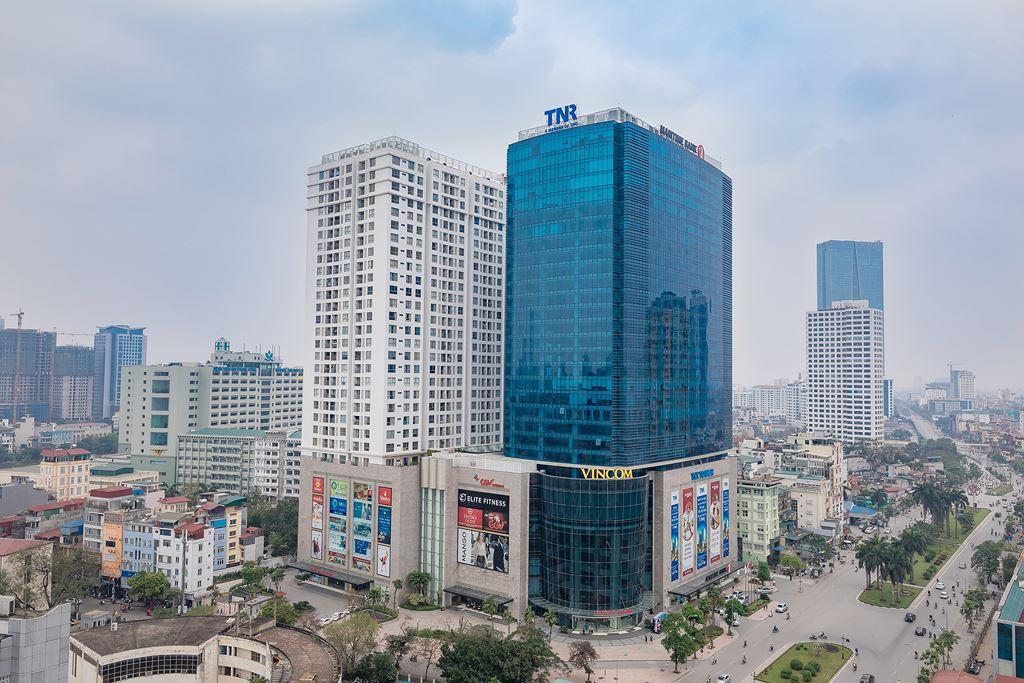Thị trường văn phòng Hà Nội không giảm giá thuê trước làn sóng Covid-19 lần 4