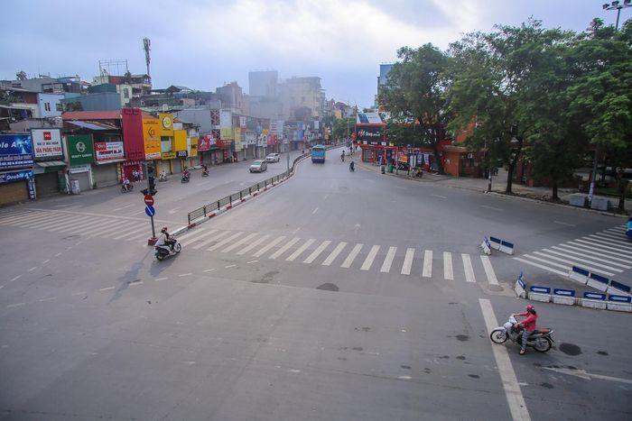 Nút giao Chùa Bộc - Thái Hà