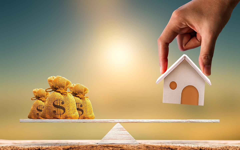 Khoản vay mua nhà trả góp nên cân bằng với năng lực chi trả