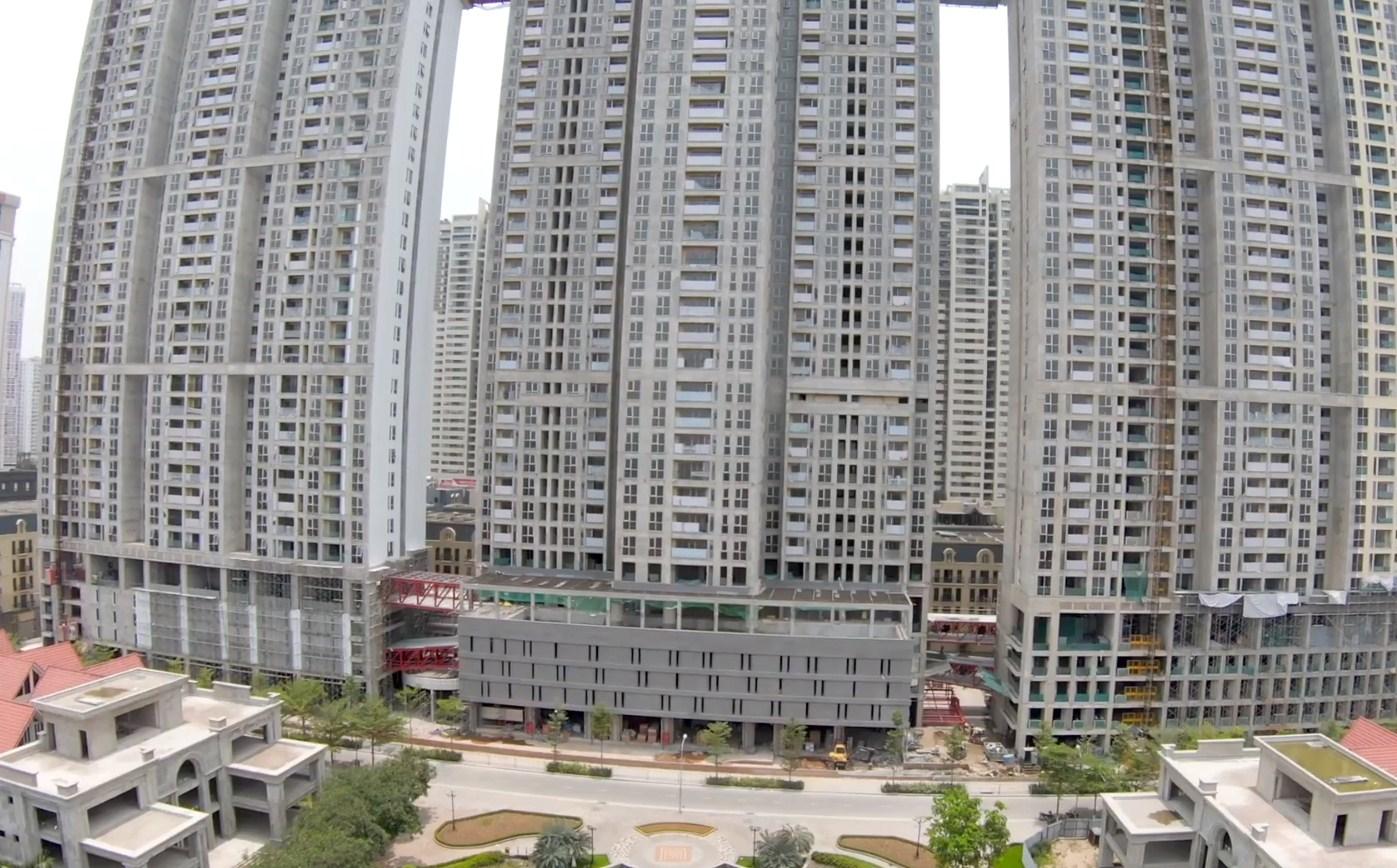 Dự án chung cư quận Hà Đông: The Terra An Hưng