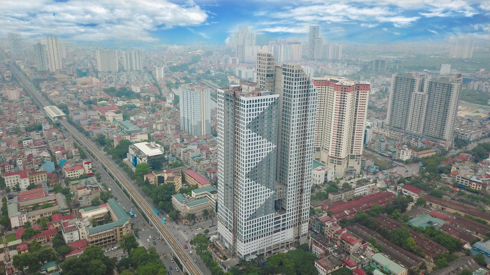 Dự án chung cư quận Hà Đông: Hà Tây Millenium