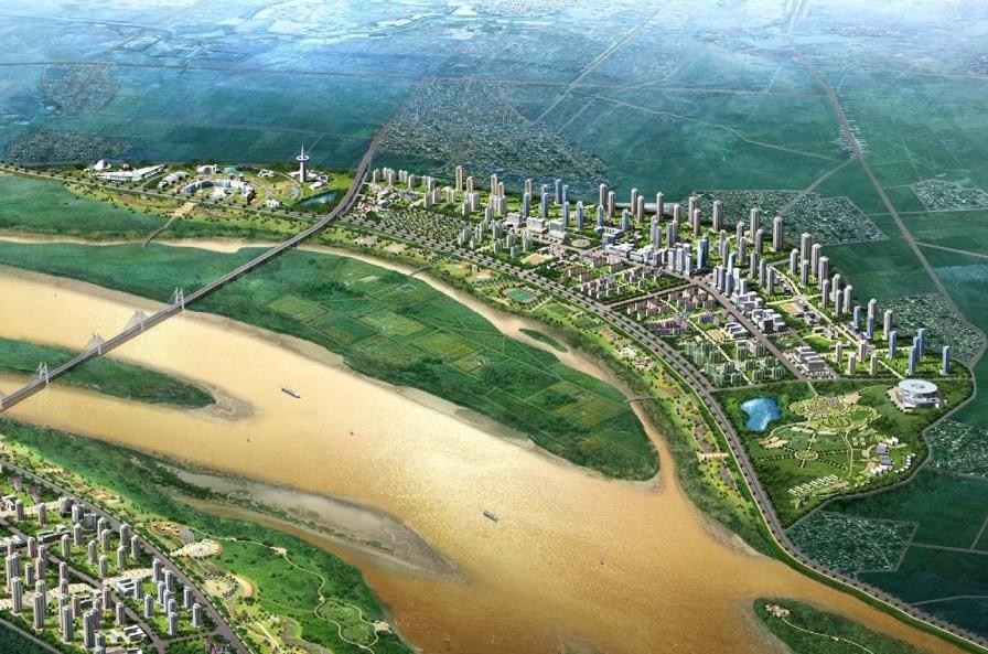 Diện mạo của quận Long Biên và Gia Lâm thay đổi thế nào sau hàng loạt cú hích hạ tầng?