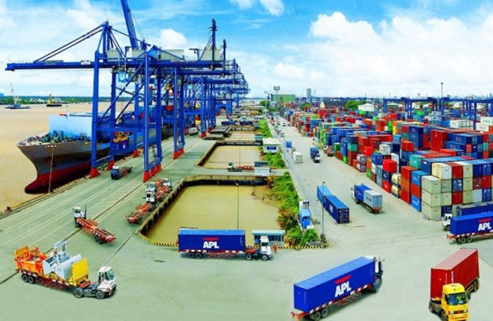 hình ảnh thị trường logistics và BĐS công nghiệp