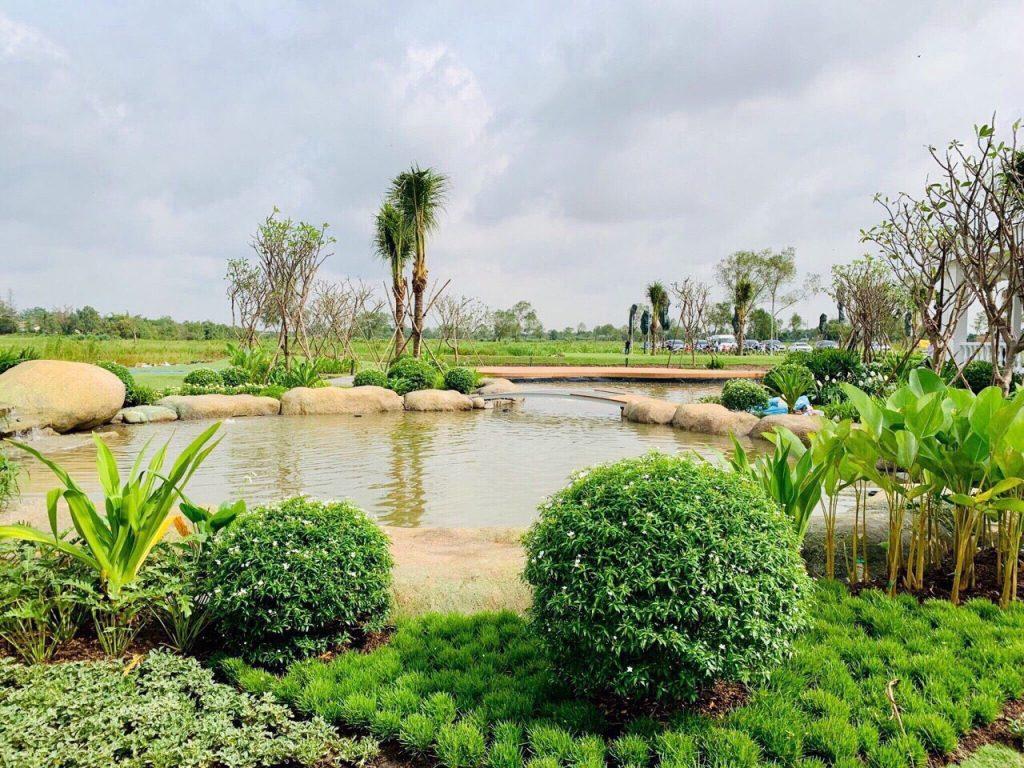 Hạn mức chuyển đổi đất vườn sang đất ở phụ thuộc vào quyết định của cơ quan có thẩm quyền