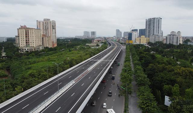 Đường vành đai 3 tại Hà Nội