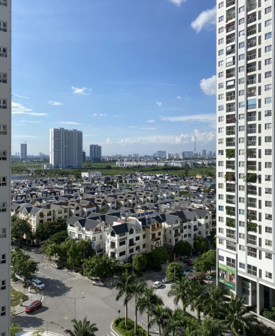 Căn hộ chúng tôi mới mua ở Hà Nội, phần lớn từ tiền lãi bán đất