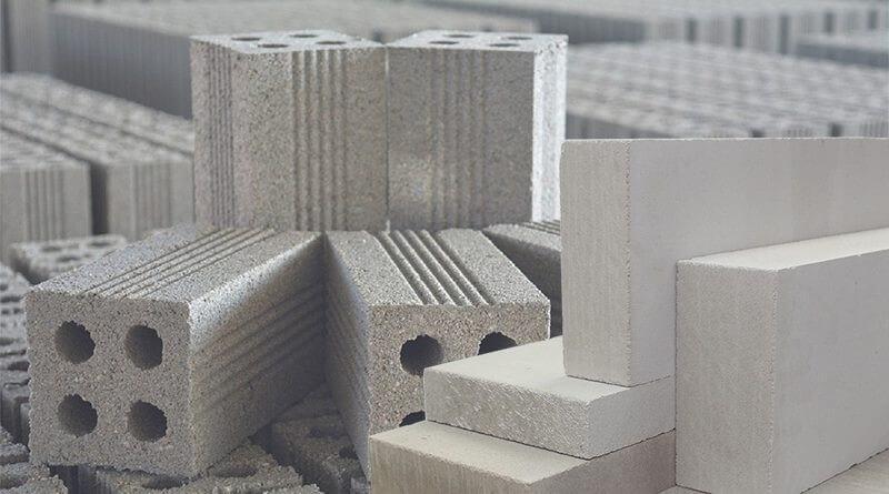 Các loại gạch phổ biến nhất trong xây dựng: gạch không nung