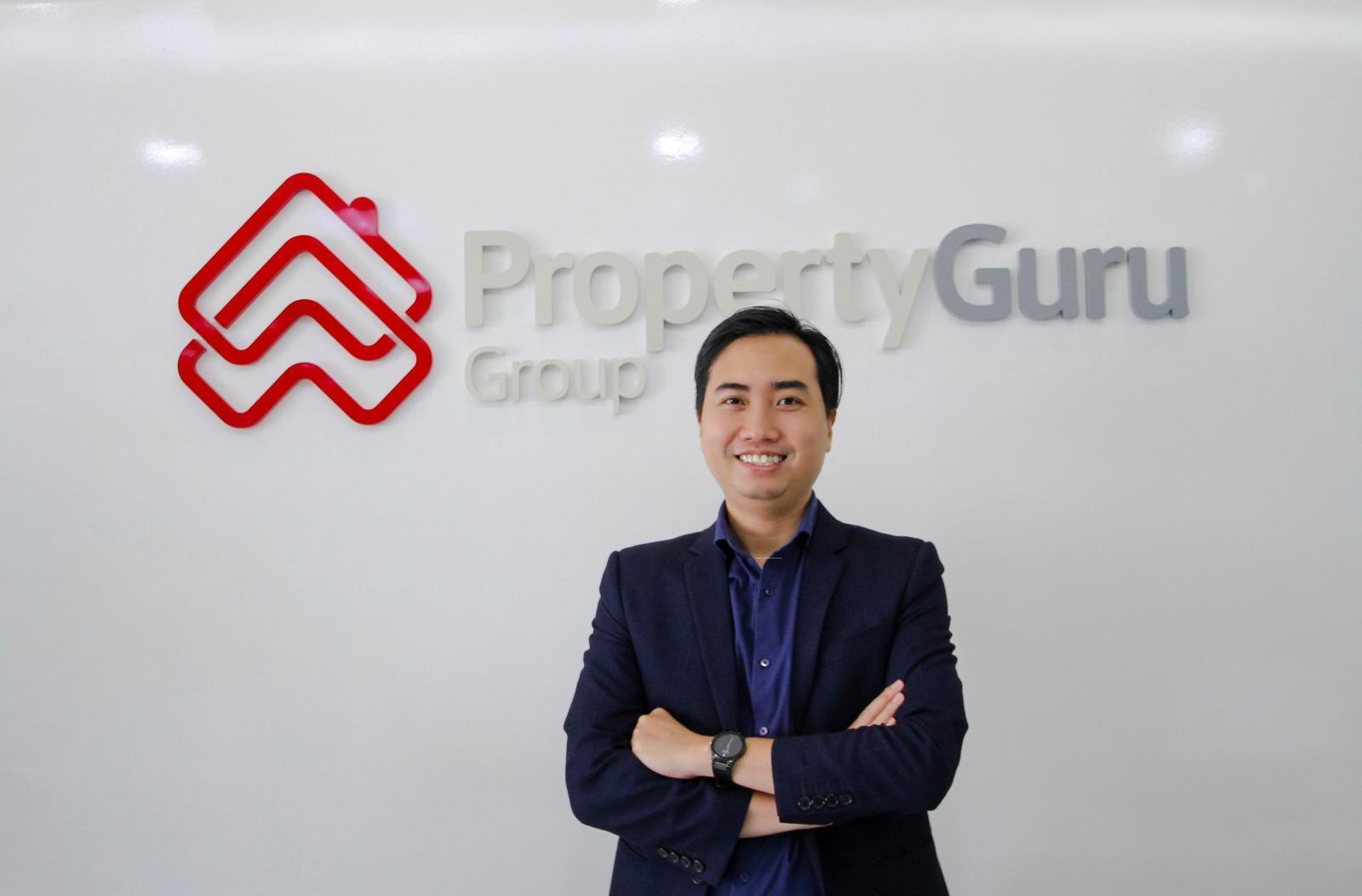 Ông Đinh Minh Tuấn, Giám đốc Batdongsan.com.vn khu vực phía Nam