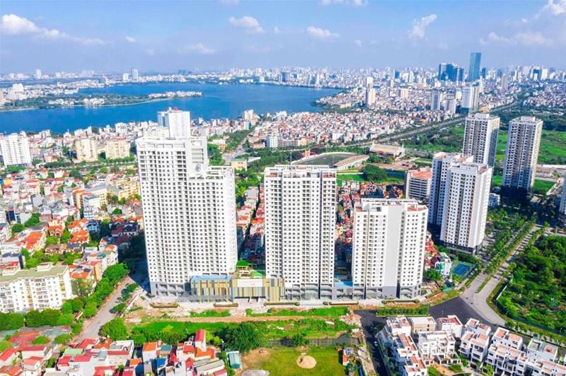Dự án bất động sản tại Hà Nội