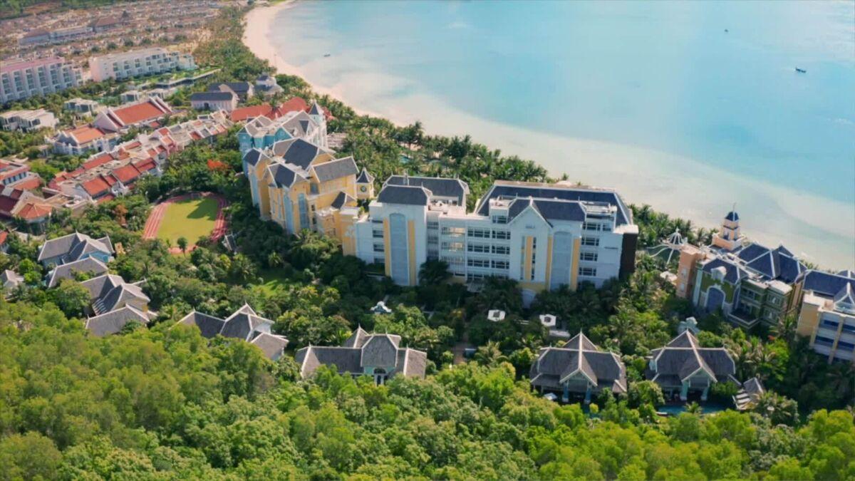 hình ảnh bất động sản nghỉ dưỡng Phú Quốc