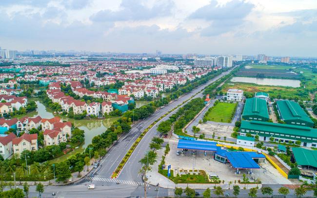 hình ảnh bất động sản phía Đông Hà Nội