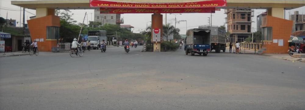 Khu công nghiệp Đồng Văn I