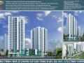 HUD mở bán khu thương mại tòa tháp đôi B1B2-CT2 và A1CT2 - Dự án Tây Nam Hồ Linh Đàm