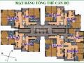 Bán căn hộ 128m2 Viện Chiến Lược và Khoa Học Hình Sự Bộ Công An, dự án Sông Đà 7. LH: 0904683654