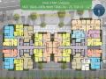 Bán cắt lỗ CC Five Star căn 1611: 100,27m2 và căn 1801: 73.89m2-G2, giá 23 tr/m2. 0986 231 488(GDG)
