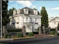 Bán gấp biệt thự đơn lập 2 mặt tiền đường Phạm Thái Bường PMH, sổ hồng nhà đẹp 0977771919