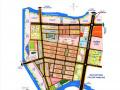 Lô góc đường D1, 231 m2, hướng đông, bắc, đối diện chung cư, vị trí đắc địa, 220 tr/m2