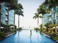 Tôi đang cần tiền bán gấp căn hộ sân vườn tầng cao Vincom Đồng Khởi