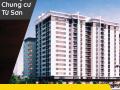 Bán căn hộ chung cư Từ Sơn, Bắc Ninh, 65m2 giá 630 triệu đồng, 69,9m2, giá 670 triệu đồng