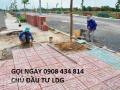 Bán đất nền dự án The Viva City Giá chỉ từ 450 tr/nền tốt nhất thị trường LH: 0908.434.814