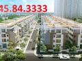 Bán liền kề Ao Sào - Hoàng Mai, giá 50 tr/m2 đất - 0945.84.3333