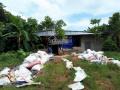 Cho thuê trại nuôi gà 500m vuông và 1000m vườn