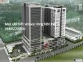 Cho thuê chung cư MIPEC Tây Sơn, 2 PN, nội thất cơ bản 12tr