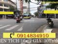 Cho thuê mặt bằng khu phố Tây Nha Trang, đường Nguyễn Thiện Thuật - hot