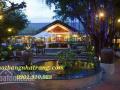 Cho thuê nhà hàng rộng 5000m2 tại Nha Trang