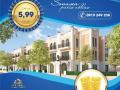 Chỉ 5.99 tỷ nhận sổ hồng vĩnh viễn nhà phố ven biển Phú Quốc, Sonasea Villas & Resort 0919.249.238
