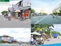 Phát mãi đất ở đô thị - mặt tiền chợ kề trường học khu công nghiệp Hàn - Đài Loan đất thổ cư 100%