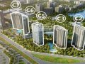 Bán hơn 1,000m2 sàn văn phòng Hancorp Plaza 72 Trần Đăng Ninh