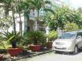 Cho thuê gấp căn biệt thự Mỹ Thái 1, PMH, Q7 đường C, view công viên, 27tr/tháng. LH 091 6062 338