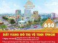 Mega City 2 KĐT xanh TP mới Nhơn Trạch, đất vàng cho nhà ĐT chỉ còn 50 lô cuối giá gốc 690tr/nền