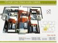 Chính chủ bán chung cư HUD3 Tô Hiệu Hà Đông. Căn 08 nội thất bằng gỗ Sồi Nga
