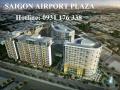 Cho thuê căn hộ Sài Gòn Airport Plaza 3PN, giá 22.78 triệu - 27.33 triệu/tháng. LH 0931 176 338