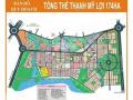 Cần bán 160m2, sổ đỏ, đất nền dự án Huy Hoàng, Quận 2. Giá 63tr/m2, LH 0913946038