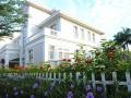 Bán biệt thự trung tâm Phú Mỹ Hưng 16*19m có 5 PN nội thất Châu Âu nhà đẹp, giá 22.5 tỷ 0977771919