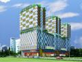 Cho thuê officetel Charmington 181 đường Cao Thắng, DT 31m2, 33m2, 37m2, 45m2, giá chỉ từ 9tr/th