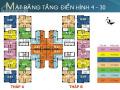 Cần bán căn hộ chung cư Tứ Hiệp Plaza, tầng 1004 DT 60m2, giá bán 18 tr/m2. LH 0979449965