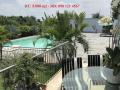 Chính chủ, cần bán gấp đất biệt thự kinh tế vườn 11000m2, giá 6tr/m2, mặt tiền đường Long Thuận