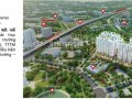 Bán gấp căn 2PN, giá 1,1 tỷ dự án trung tâm Quận Long Biên, Hà Nội Homeland
