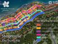 Hot! Cần nhượng lại lô shophouse VEN 72 view biển dự án Sun Group Địa Trung Hải
