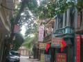 Bán nhà liền kề khu Đặng Xuân Bảng, diện tích 76m2, xây 4 tầng, cách phố 20m